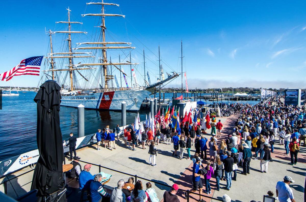 Photo courtesy Ainhoa Sanchez/Volvo Ocean Race