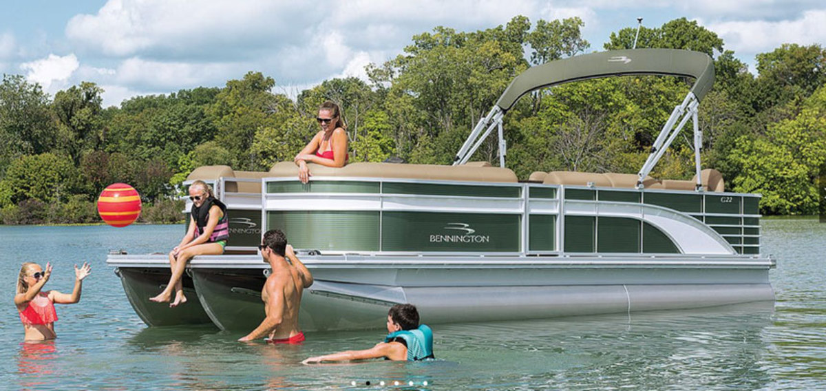 Polaris became the market share leader in pontoon boats with the acquisition of Bennington and Godfrey. It also acquired Hurricane and Rinker as part of Boat Holdings.
