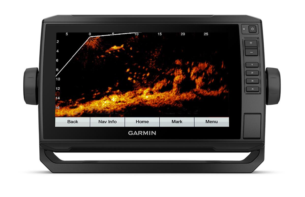 Garmin debuted Panoptix LiveScope for recreational anglers