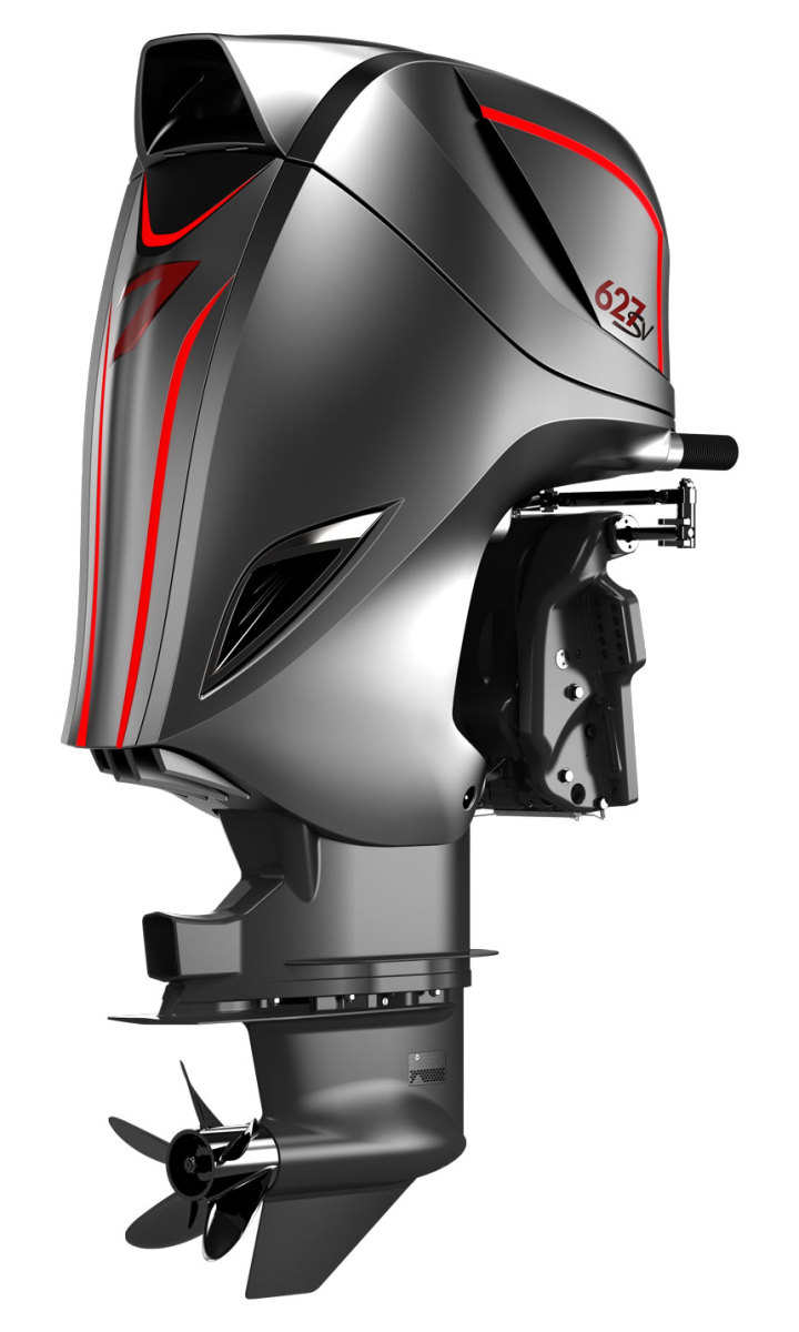 Seven Marine plans to increase the range of outboard offerings to include lower horsepower models.