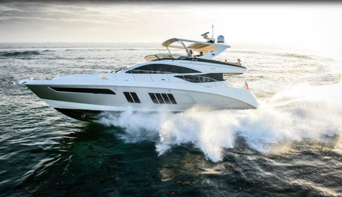 Sea Ray will discontinue its yacht and sport yacht models