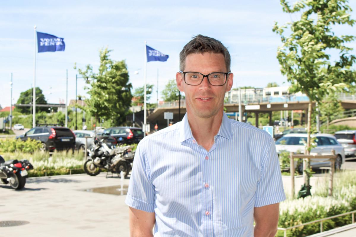 Nikla Thulin, Volvo Penta's director of Electromobility