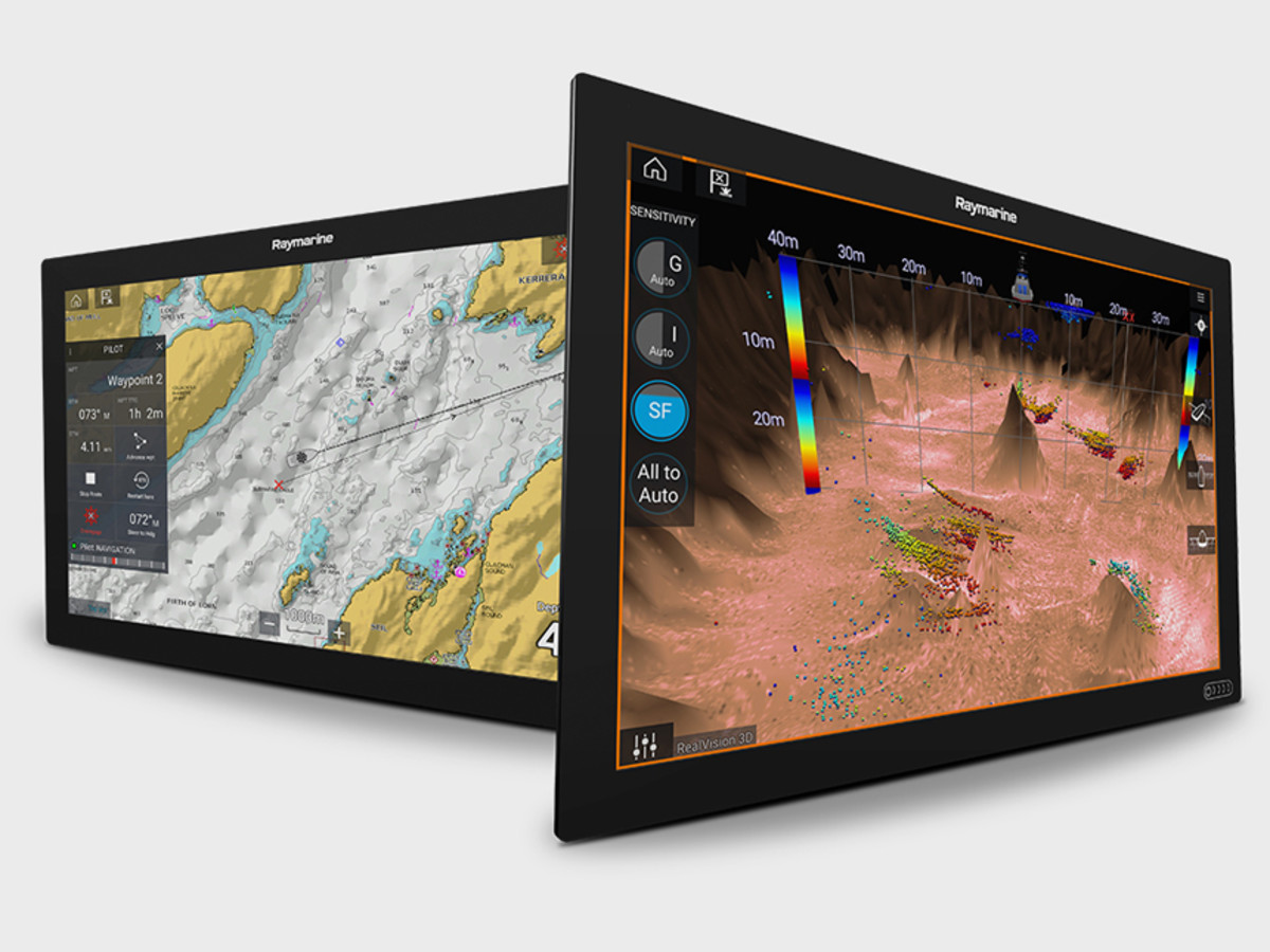 The new Axiom XL displays are available in sizes up to 24 inches.