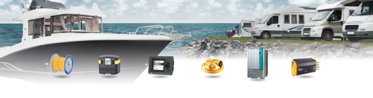 Power Products' Global Marine & Mobile businesses provide electrical products to marine and other recreational and specialty-vehicle markets.