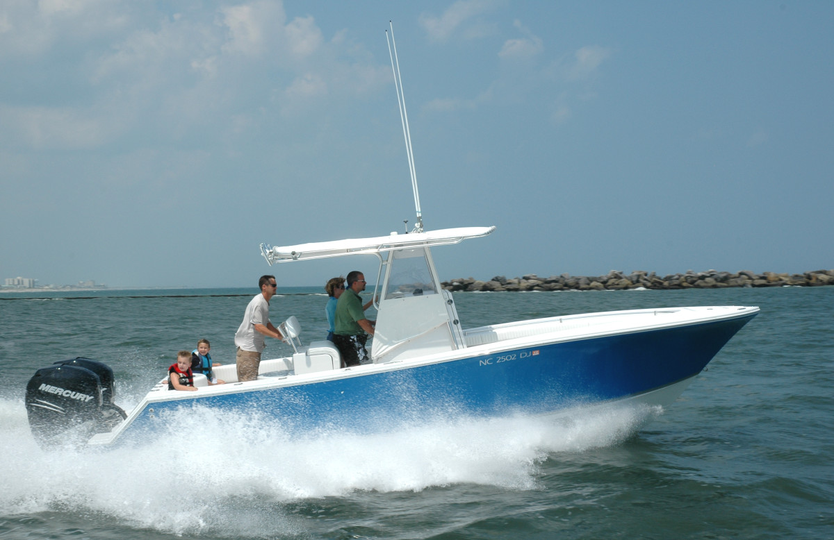 Onslow Bay Boatworks plans to increase production.