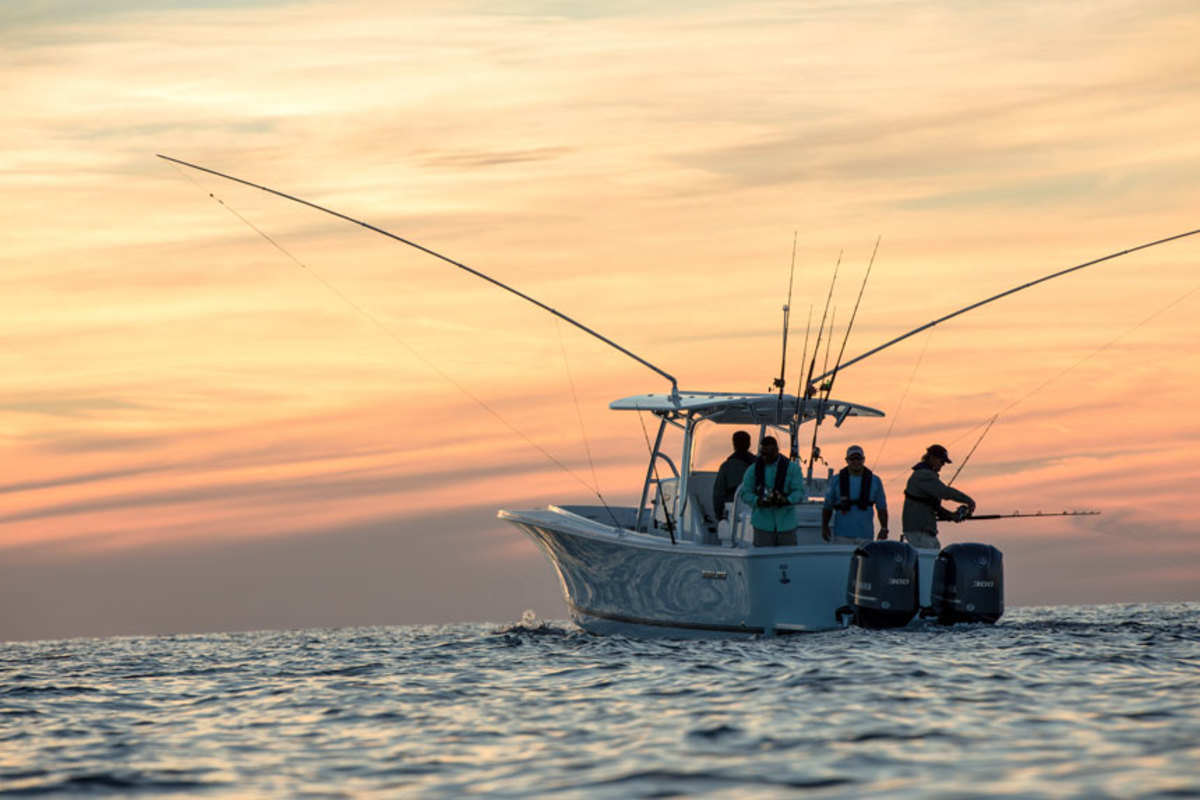 If passed, the Modern Fish Act would amend the law governing saltwater fishing in federal waters.