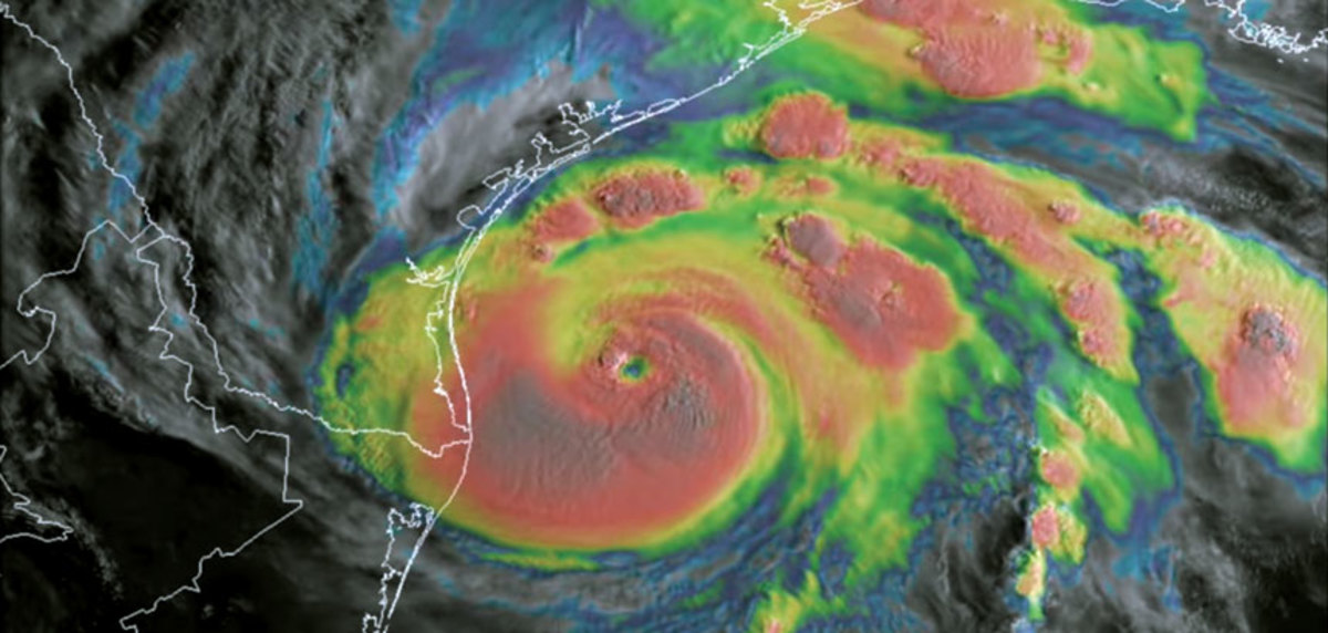 Hurricane Harvey stalled because of weak driving winds, a trend that experts say will continue as global temperatures rise.