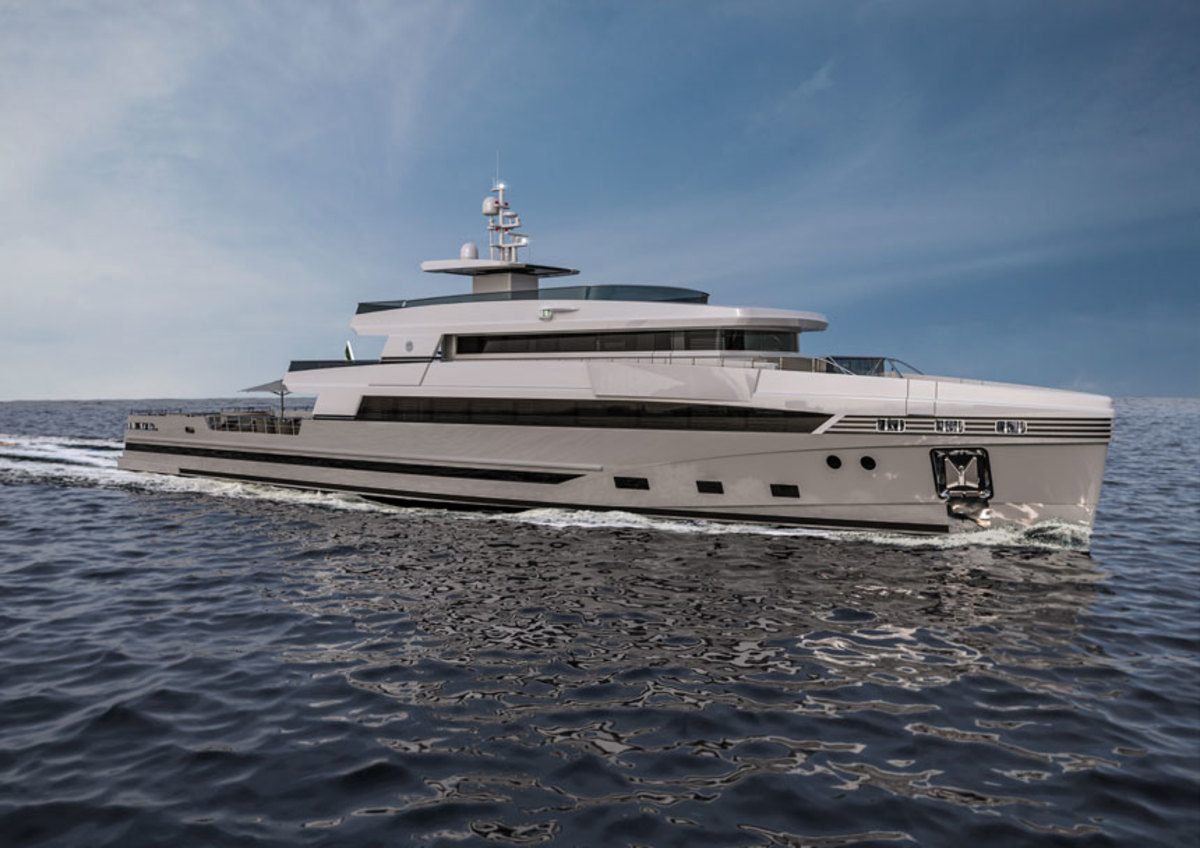 Rosetti Superyachts will use a machine-to-machine connection to control its yachts remotely.