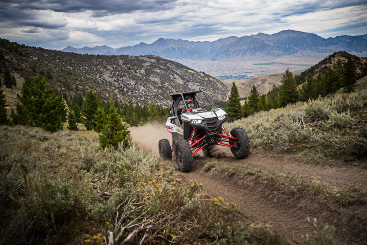 Well-established in the powersports industry, Polaris now has a foothold in marine with its acquisition of Bennington, Godfrey, Hurricane and Rinker.