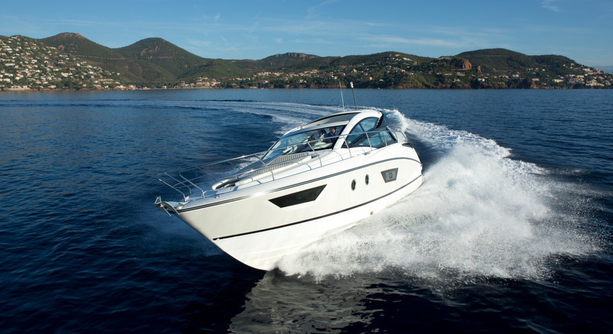 The Gran Turismo 40 is one of the first boats expected in SkipperBud's showrooms.