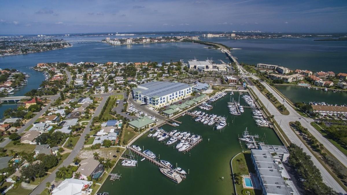 Tierra Verde Marina Resort is now Port 32 Tierra Verde.