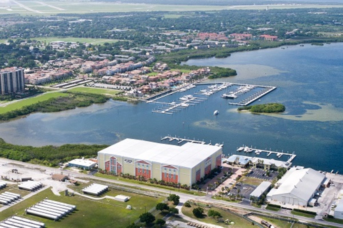 Tampa Harbour Yacht Club is the fourth marina purchased by Port 32 in Florida in the last three years.