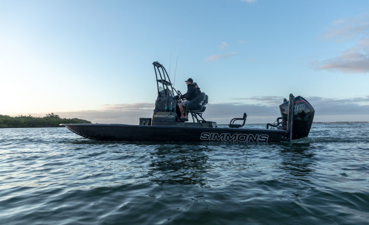 Outboard-powered boats dominated, accounting for 66.2 percent of all registrations.