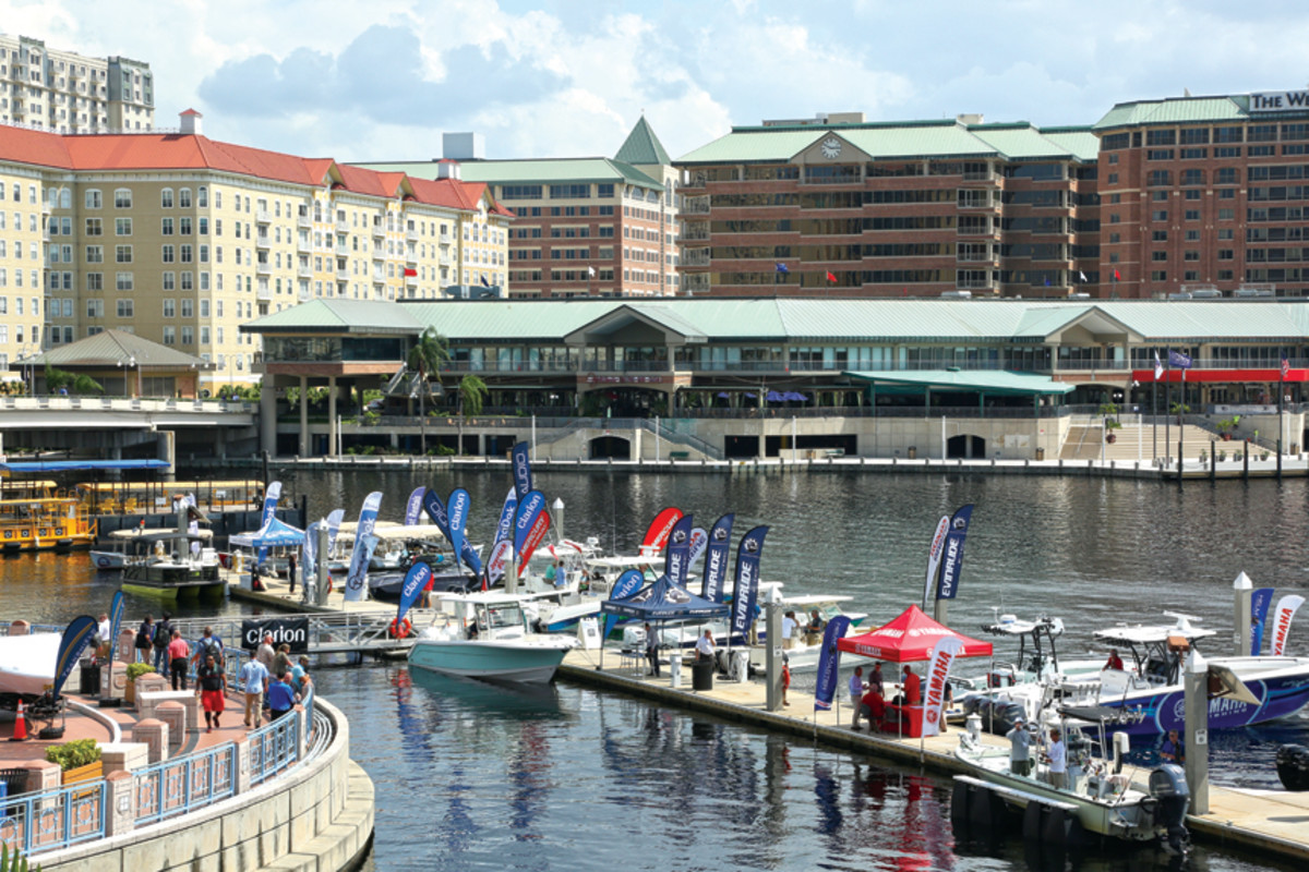 The Tampa, Fla., location is favored by international and domestic visitors who were reluctant to attend the show when it was in Louisville, Ky. It will run in Tampa through 2020.