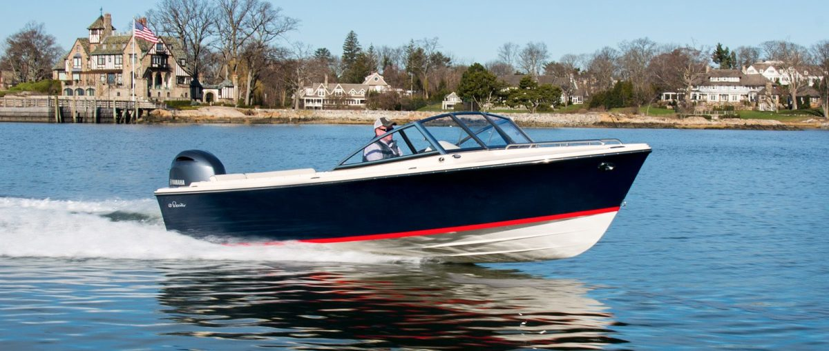Rossiter will still have to wait for outboard deliveries for its larger models.