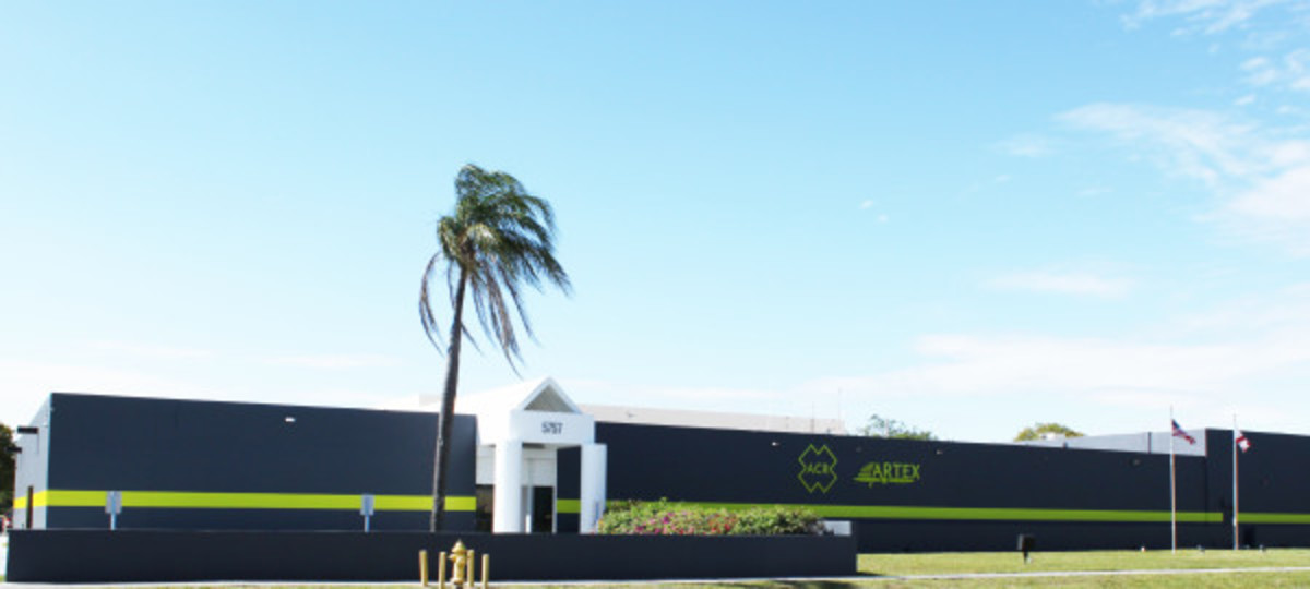 ACR has enhanced is circuit-board production facilities at its Fort Lauderdale headquarters
