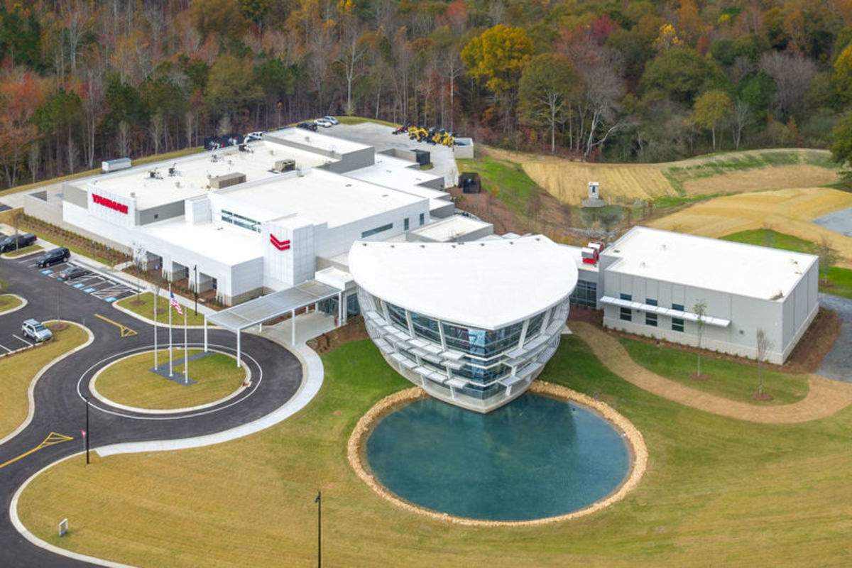 The new courses will be taught at the Yanmar Evo Center in Acworth, Ga.