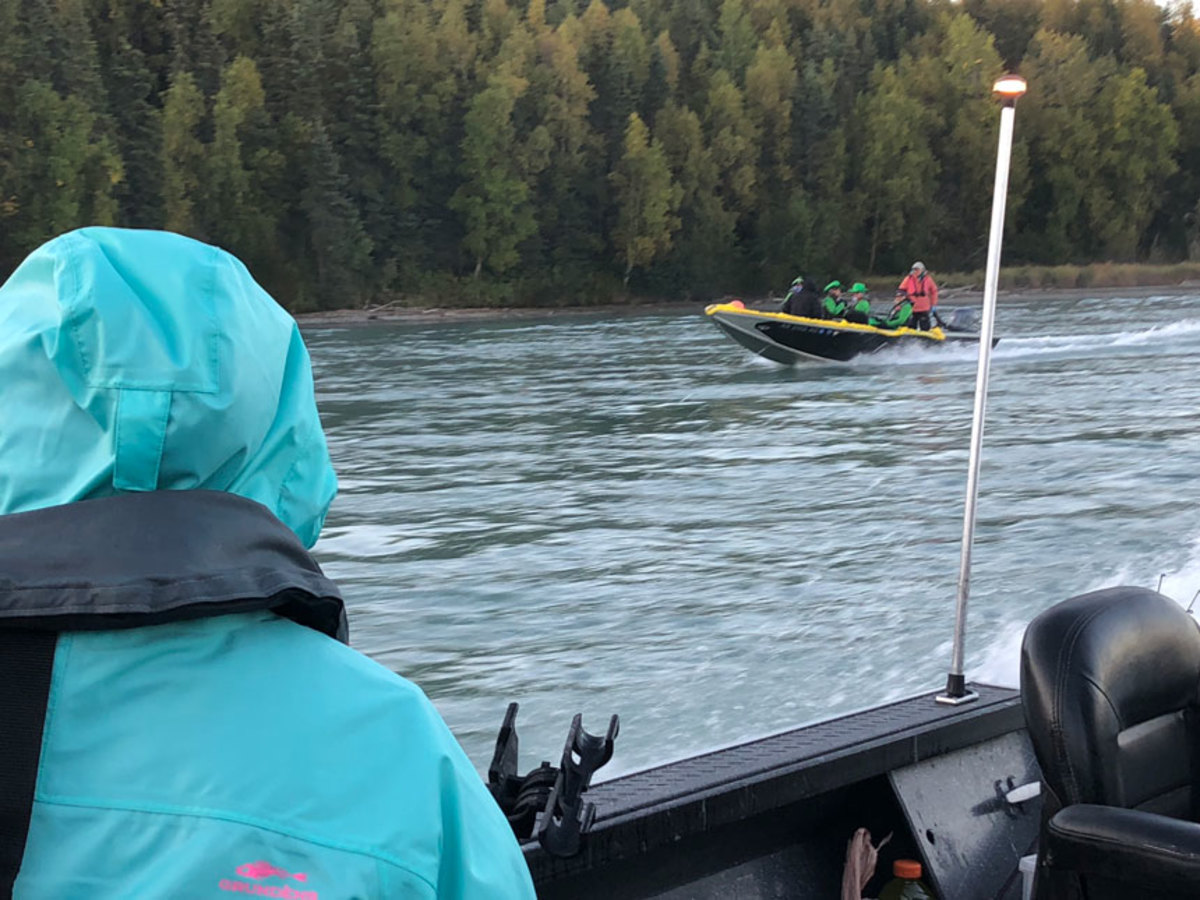 The Kenai River Sportfishing Association has rebranded as KRSA as it expands its advocacy efforts beyond the river to the whole state of Alaska.
