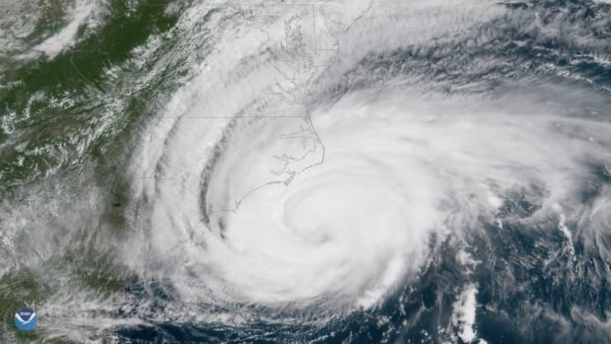Florence is a far-reaching, slow-moving storm.