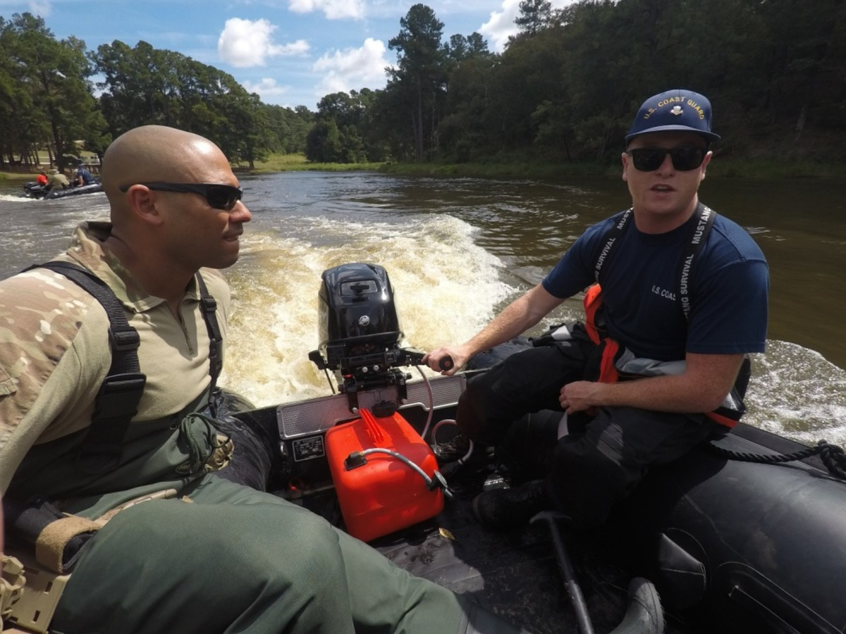 Response teams made more than 900 water rescues.