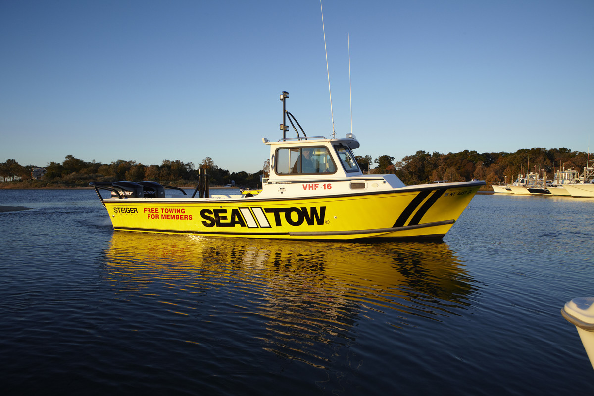 The familiar yellow boats reached a milestone this month.