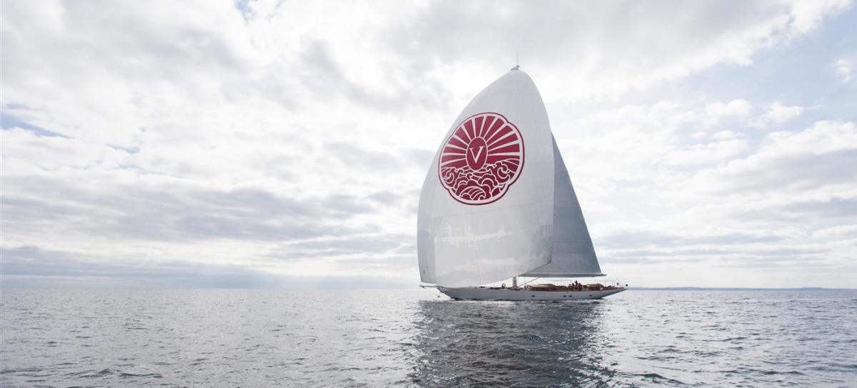 LR- Vijonara, Sail trials-100a LR