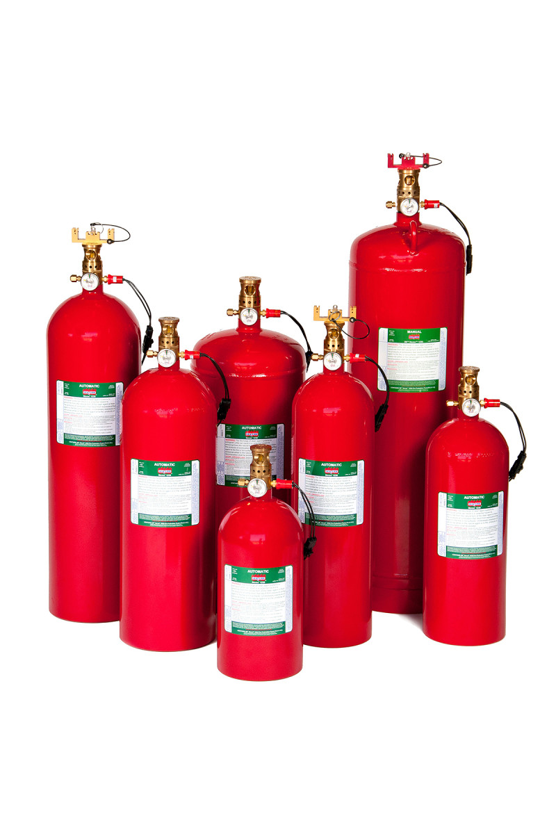 Going forward, Sea-Fire Europe will use 3M Novec 1230 fire suppression fluid in its fire extinguishers.