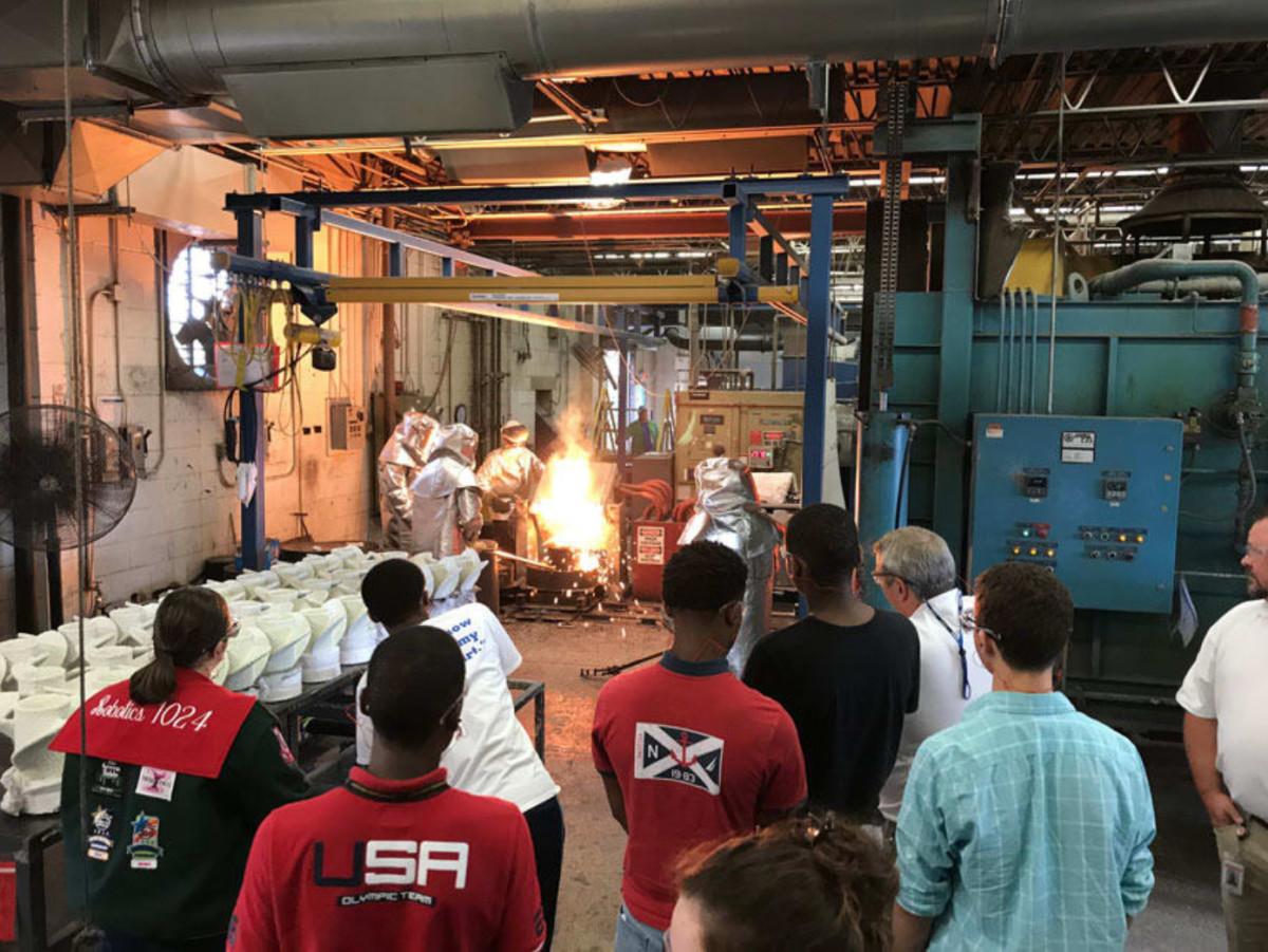 manufacturing day 5
