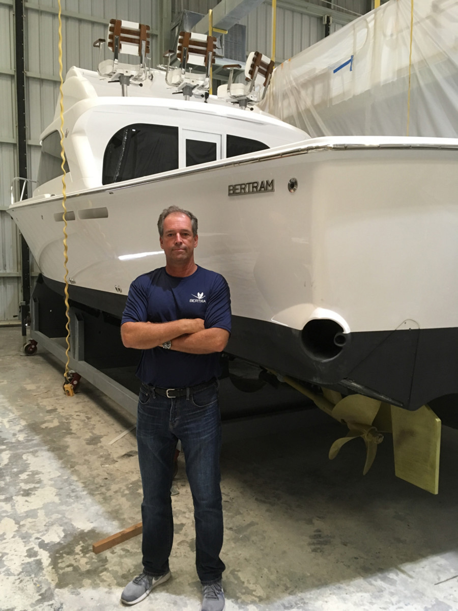 Boatbuilders such as Bertram saw European exports die this past summer.