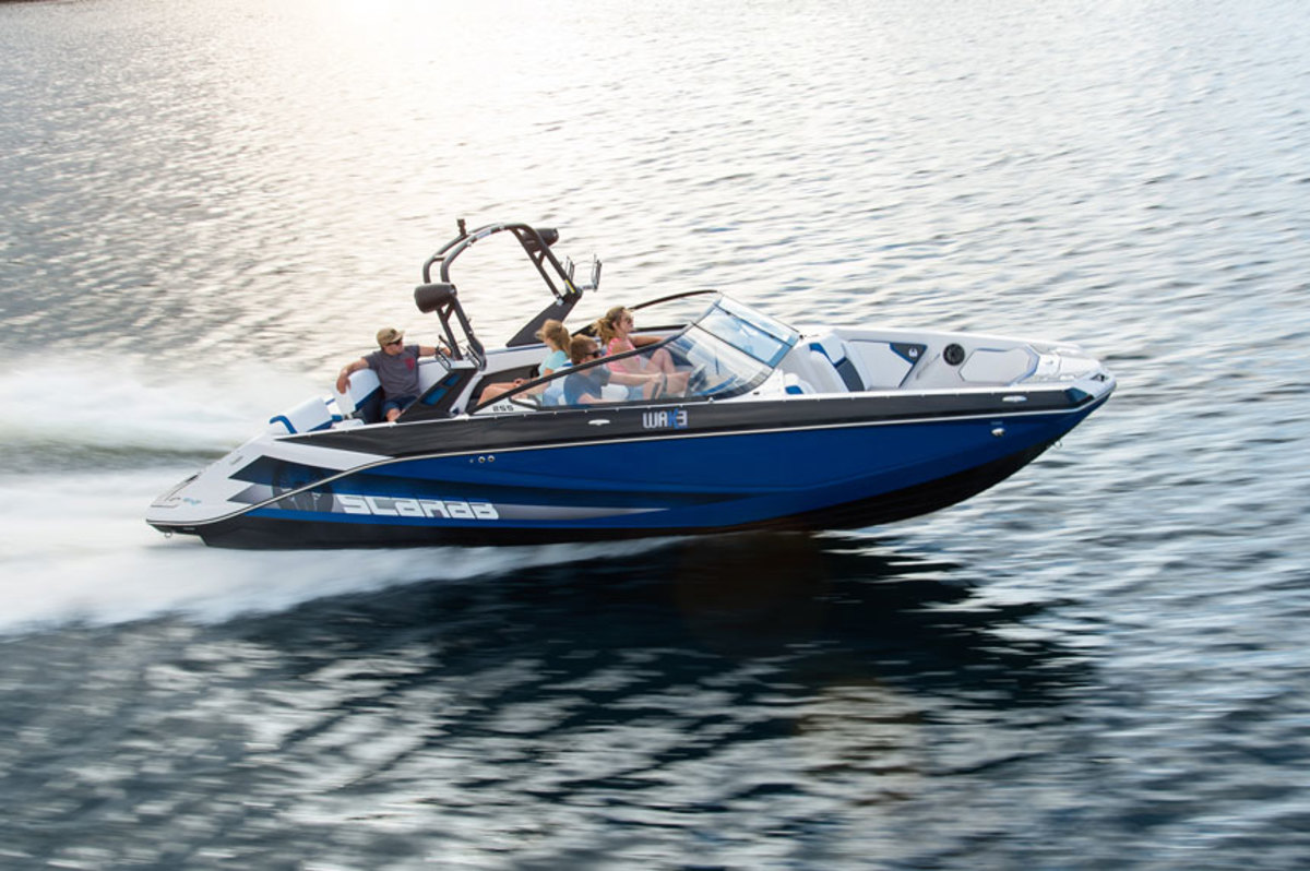 Scarab has become the world's second-largest jetboat brand.