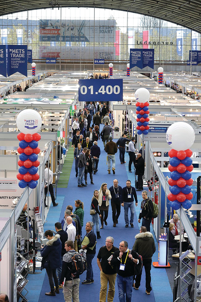 Is Metstrade right for your company? Some longtime exhibitors say go, while others advise caution.