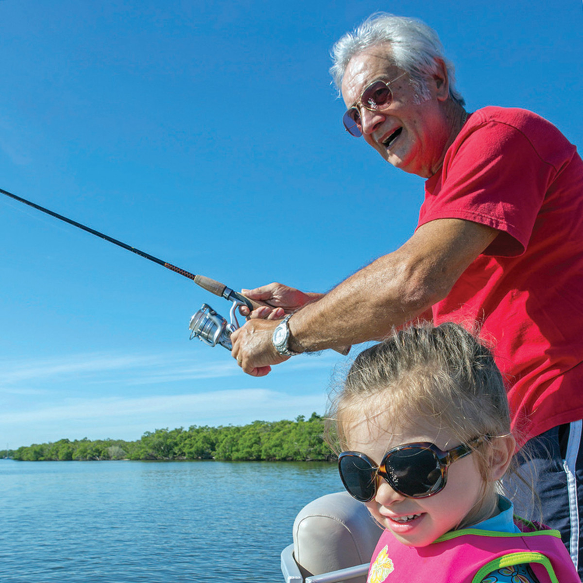 The boat-club model is successful in attracting different ages and