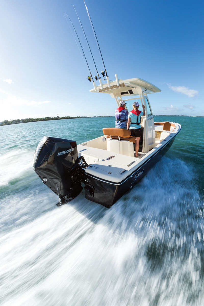 Earlier this year, Mercury had the largest outboard product launch in the boating industry's history.