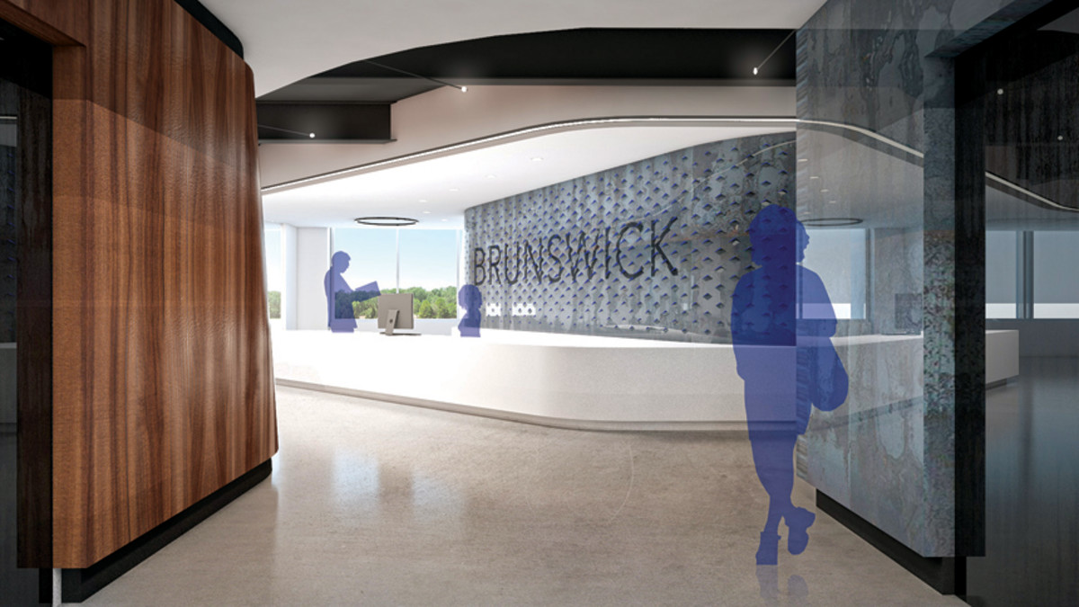 Brunswick Corp. is using multiple sources to develop innovative technologies.