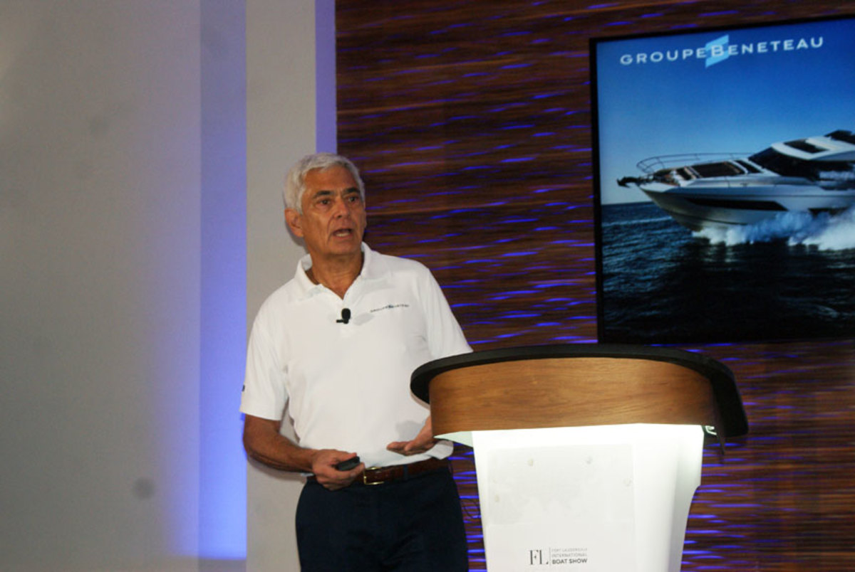 FLIBS 2018: Groupe Beneteau outlines U S  growth plans and