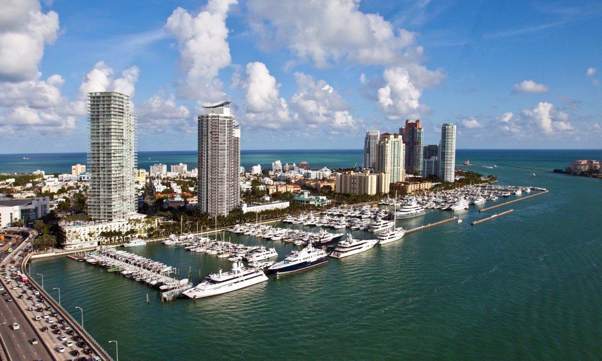 Suntex is set to re-open Miami Beach Marina.
