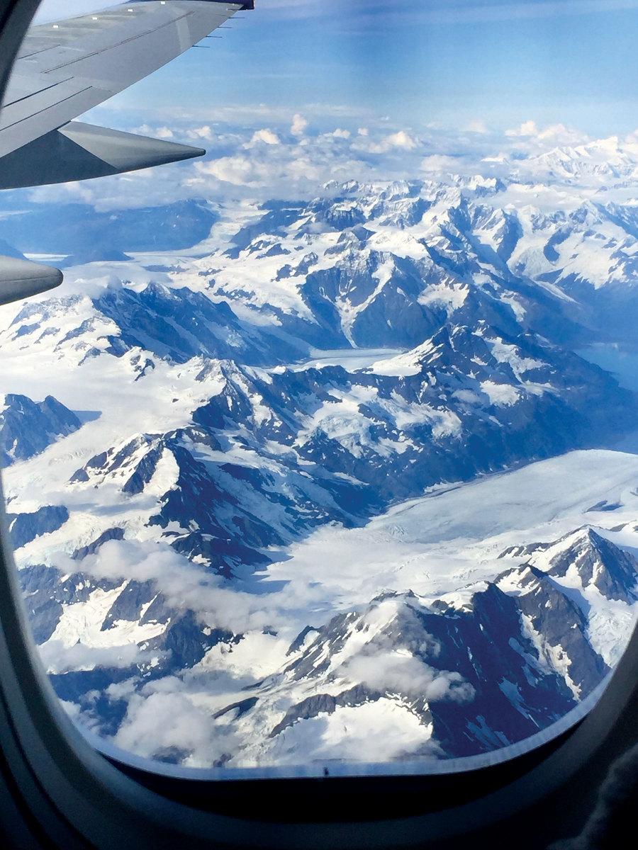 Alaska's Rugged Terain