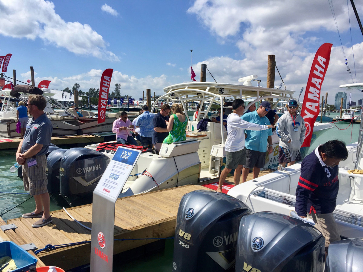 Study miami international boat show has 854 million - Miami boat show ...