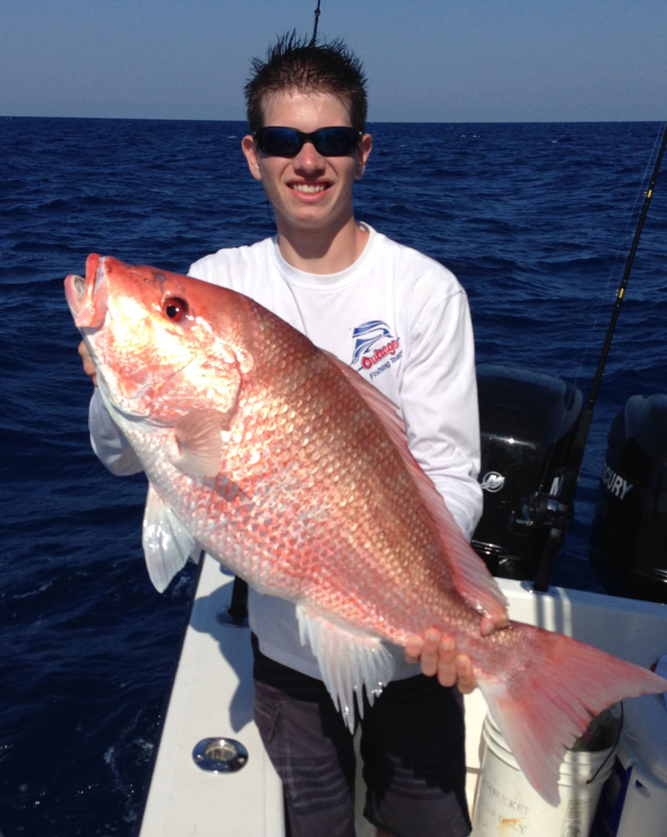 Recreational fishermen will be able to catch one red snapper a day, with no minimum size limit, during the two-weekend season that NOAA has approved.