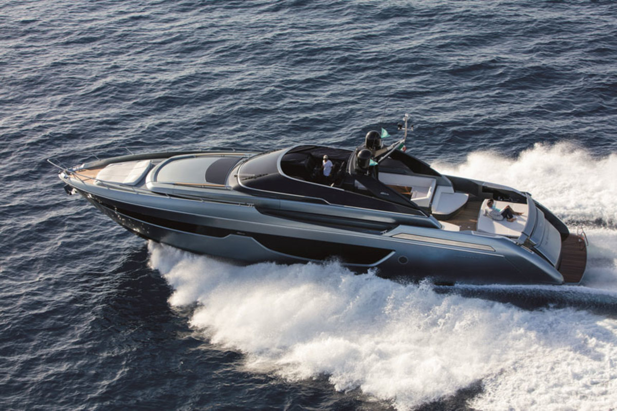 The Riva 76-foot Bahamas convertible yacht also will make its North American debut at the show.