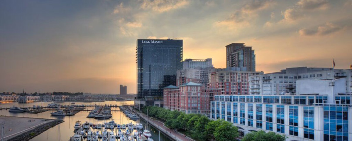 Harbor East Marina in Baltimore, with 200 slips, has nearly completed an $8 million renovation.