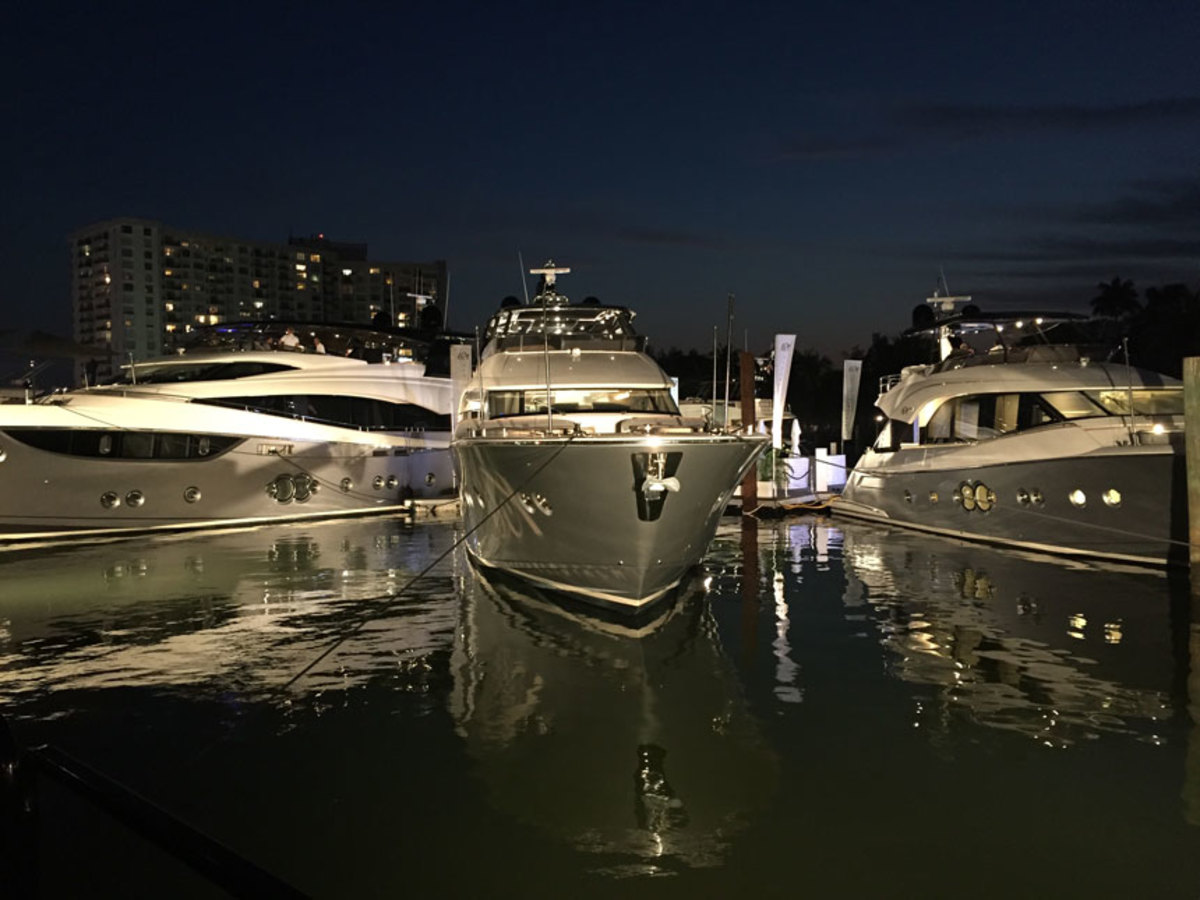 The Yachts Miami Beach show has a new name. The 2018 show will be the first since London-based Informa acquired Show Management last March.