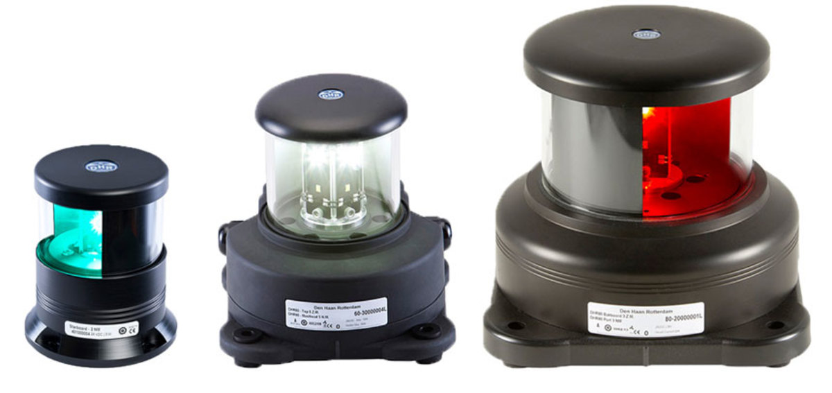 Den Haan Rotterdam makes lights for marine applications.