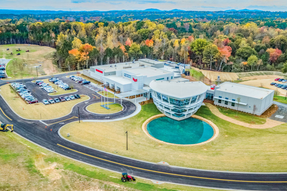 The Yanmar Academy and Power Train campus is based in Acworth, Ga.