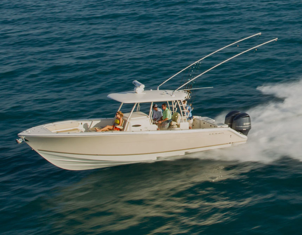 Maverick Boat Group will move production of the Cobia 344CC to a new facility in an expansion that it  expects to complete next spring or summer.