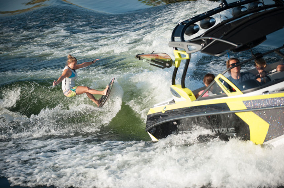 Pennsylvania revised its wakesurfing regulations to allow for innovations in the boating industry.