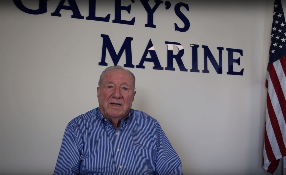 Don Galey will receive the Lifetime Achievement Award at the Marine Dealer Conference and Expo in Orlando, Fla., in December.