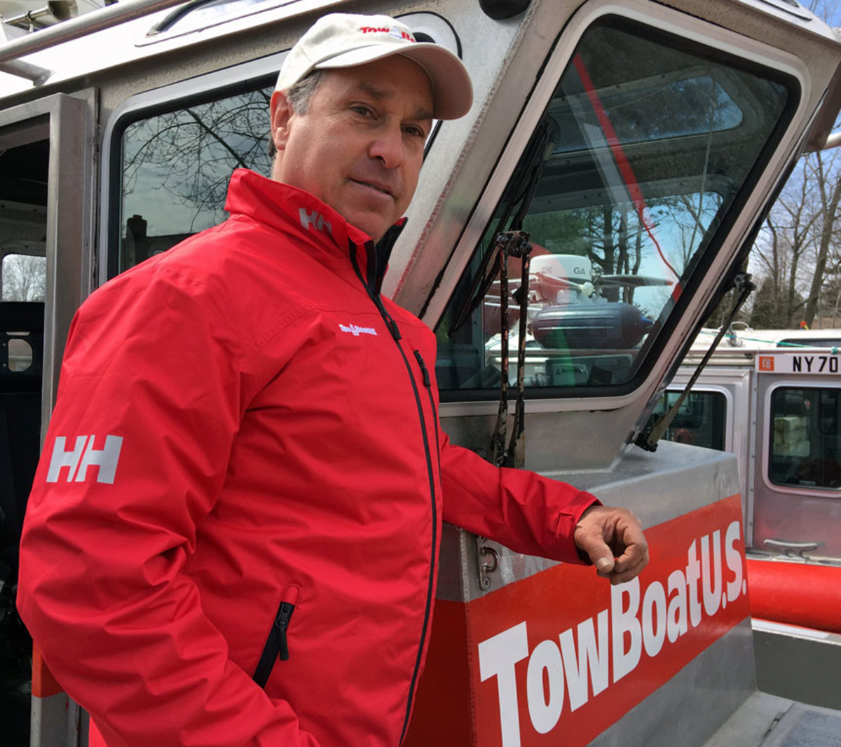 Helly Hansen is supplying apparel to TowBoatUS captains and crew.