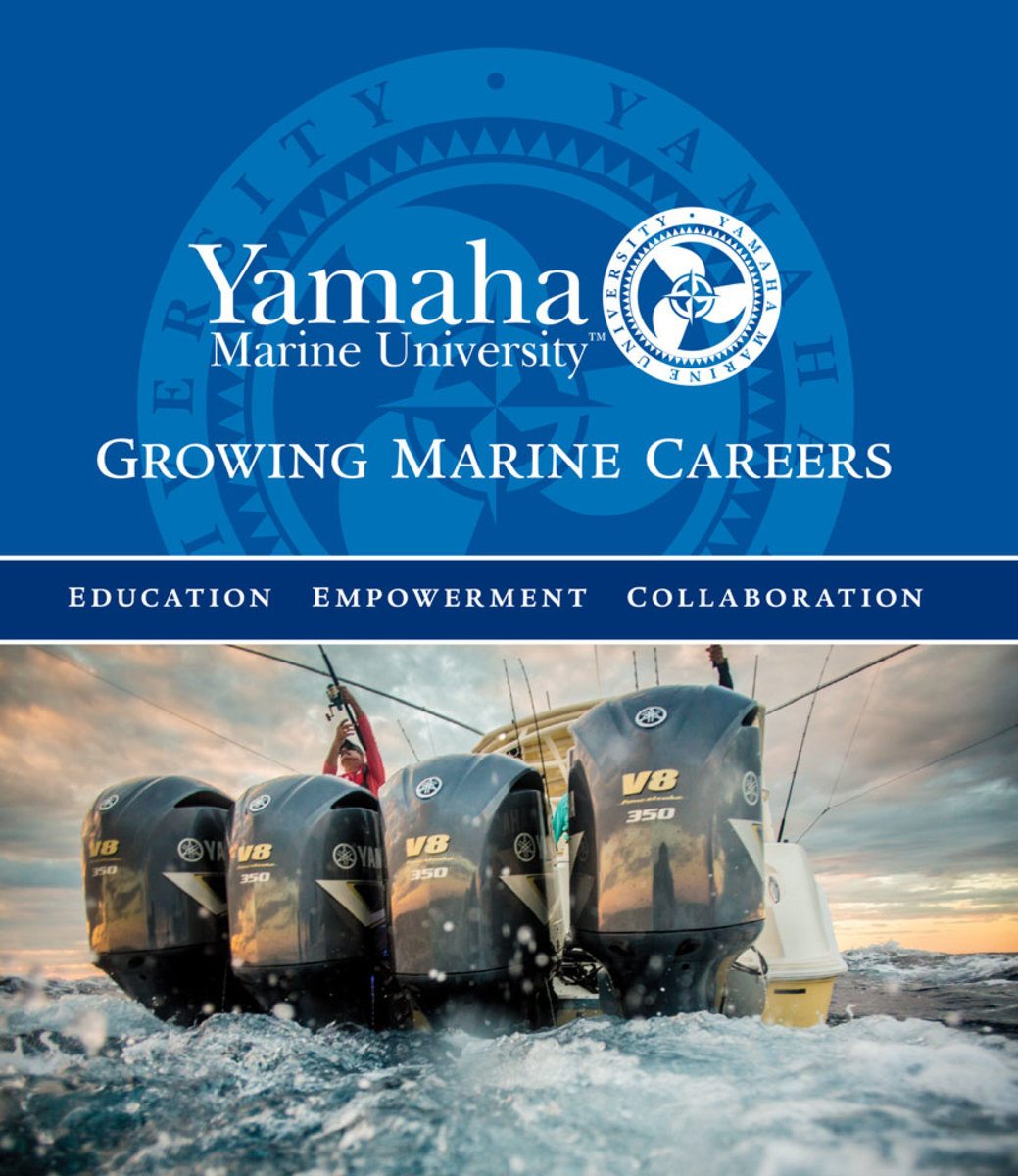 Yamaha Marine University plans new initiatives this year that will include a much anticipated apprenticeship program for developing skilled dealer technicians.