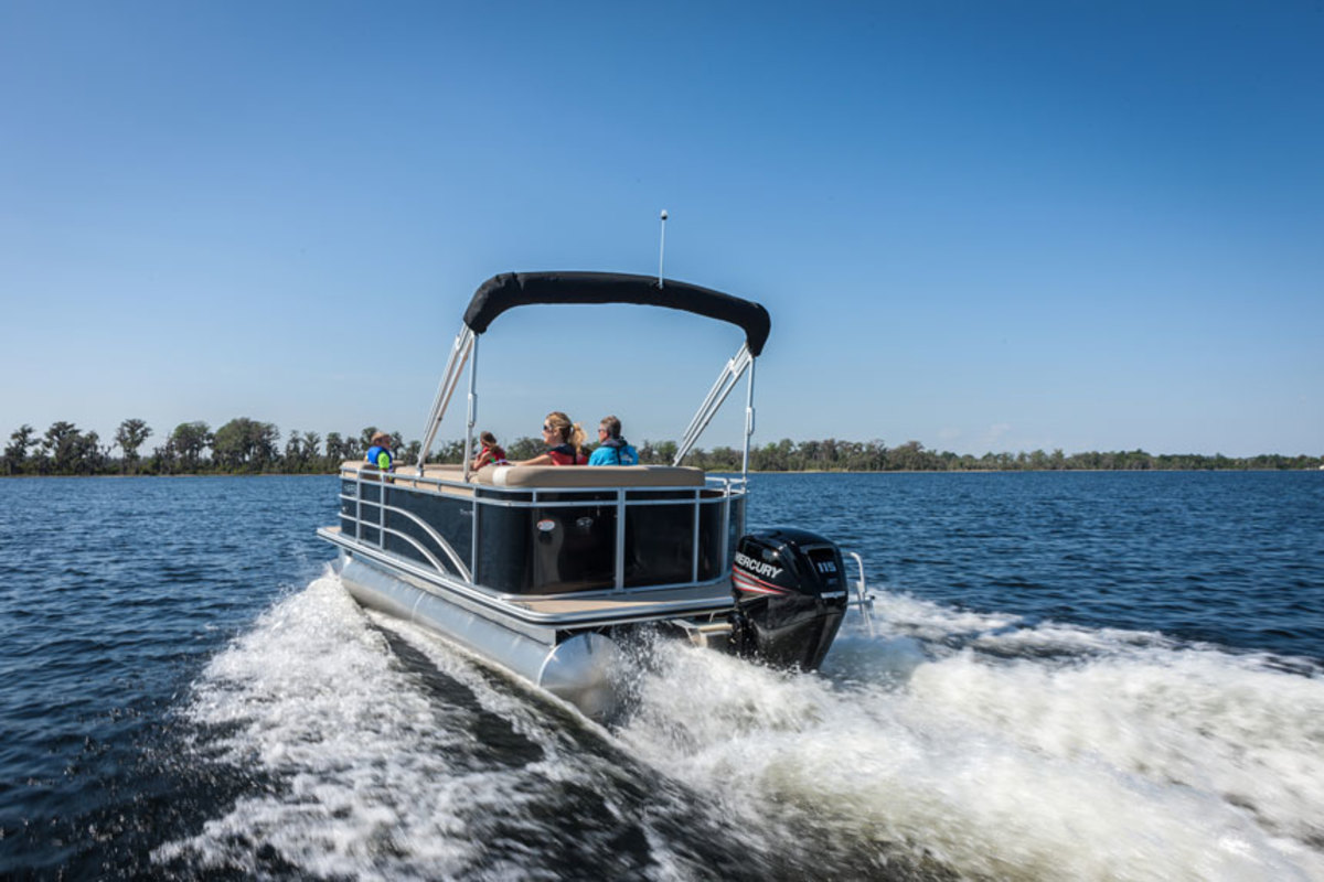 The proposed import duty could significantly increase the cost of sheet aluminum that is used to build pontoon boats.